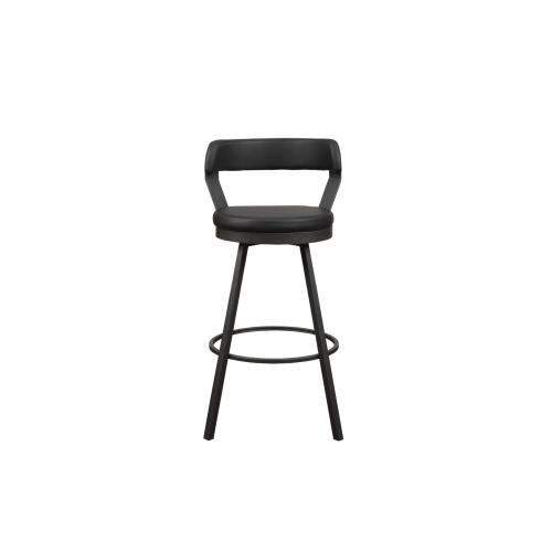 Swivel Counter Height Chair, Gray