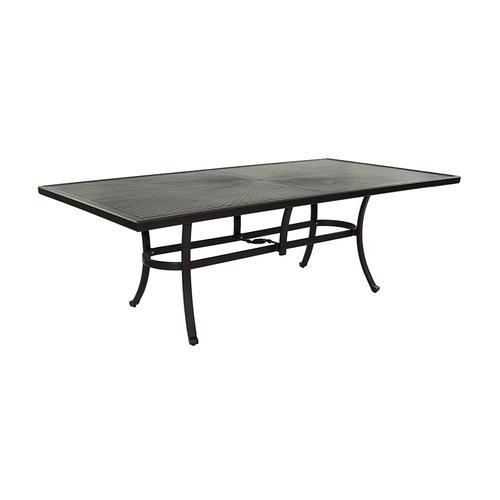 "Castelle - 86"" Vintage Rectangular Dining Table"