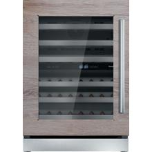 24-Inch Under-Counter Wine Reserve with Glass Door T24UW900LP