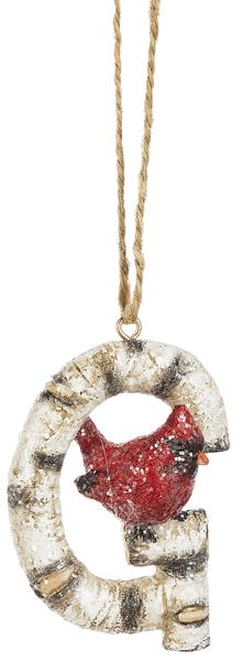 Ornament - G