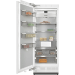 MieleF 2811 Vi - MasterCool(TM) freezer For high-end design and technology on a large scale.