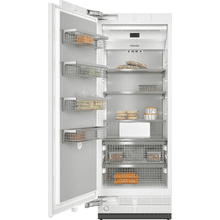 F 2811 Vi - MasterCool™ freezer For high-end design and technology on a large scale.