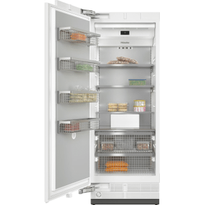 MieleF 2811 Vi - MasterCool™ freezer For high-end design and technology on a large scale.