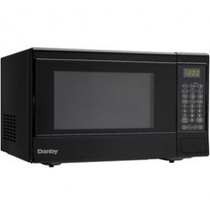 Danby 1.4 cu ft. Black Sensor Countertop Microwave