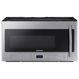 Samsung Appliances2.1 cu. ft. Over The Range Microwave with Ceramic Enamel Interior