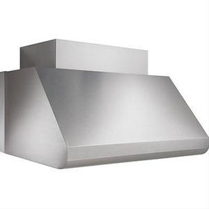 "6"" Flue Cover for 8' Ceiling - Standard Depth"