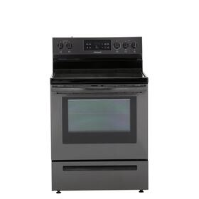 FRIGIDAIRE  BLACK STAINLESS STEEL KITCHEN