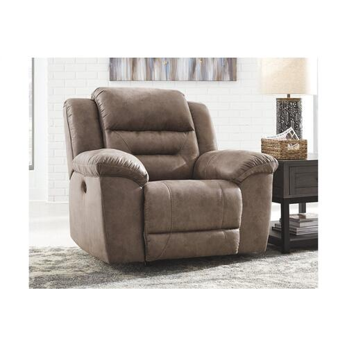 Stoneland Power Rocker Recliner Fossil