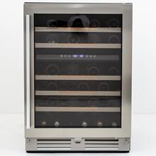 See Details - 46 Bottle ELITE Series Dual-Zone Wine Cooler