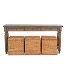 See Details - Nashville Sofa Table