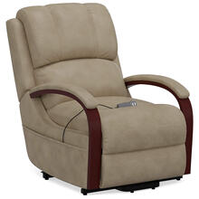 See Details - Boost Power Lift Recliner, Taupe