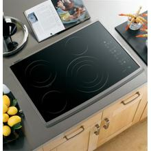 """See Details - GE Profile™ Series 30"""" Built-In Electric Cooktop"""
