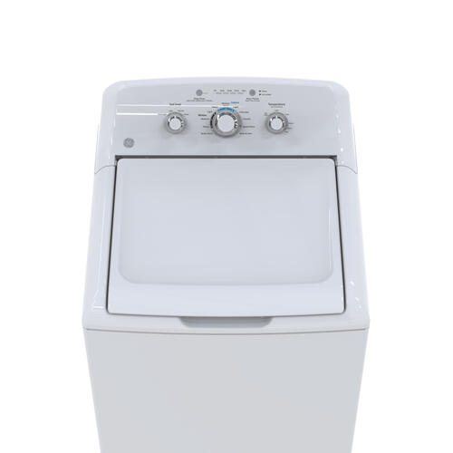 GE 4.4 Cu. Ft. Top Load Electric Washer White - GTW330BMMWW