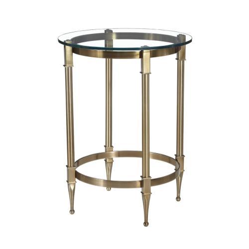 Parthenon Round Drink Table