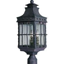 See Details - Nantucket 3-Light Outdoor Pole/Post Lantern
