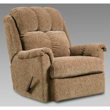 Tahoe Brown Rocker Recliner