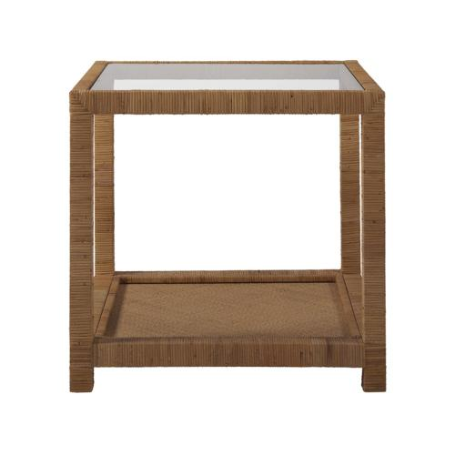 Long Key End Table