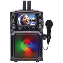 Portable CDG/MP3G Karaoke Player with 4.3-Inch Color TFT Screen