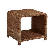 See Details - Santa Marta Cube End Table