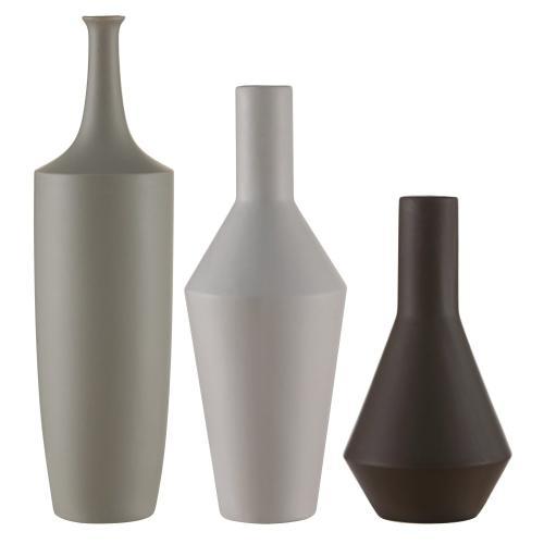 Zen Japanese Inspired Bottles,Set of 3