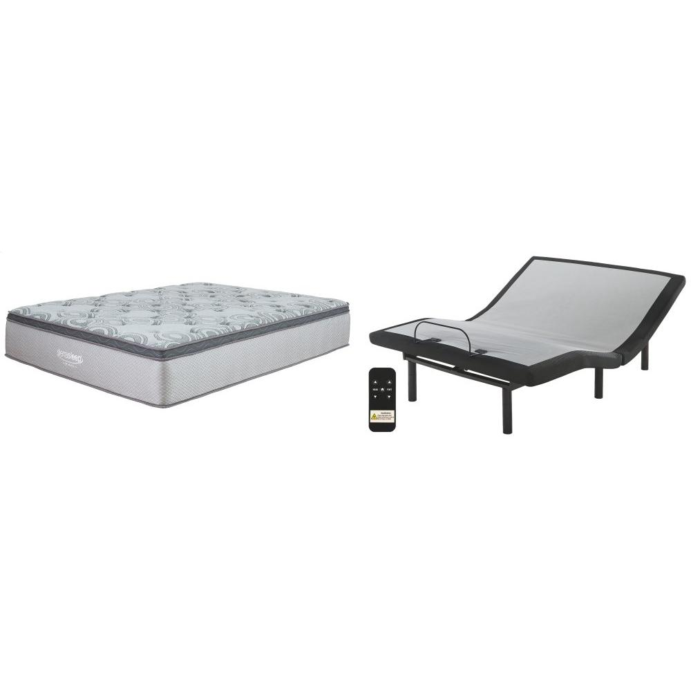 See Details - Augusta Queen Mattress and Adjustable Base