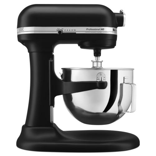 Professional HD™ Series 5 Quart Bowl-Lift Stand Mixer - Black Matte