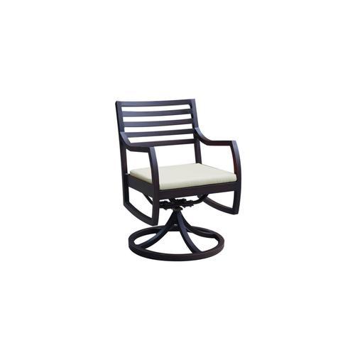 Ratana - Madison Swivel Rocking Arm Chair