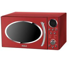 See Details - 0.9 CU FT RETRO MICROWAVE RMW987RED