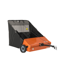 See Details - Husqvarna 42-in Lawn Sweeper