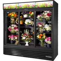 Glass Door Floral Case