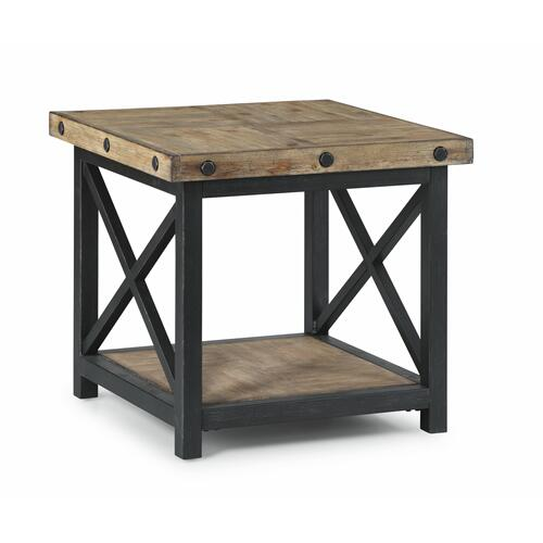 Flexsteel - Carpenter Lamp Table