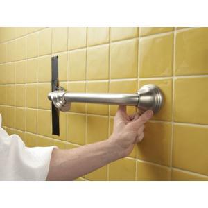 Moen Home Care chrome securemount