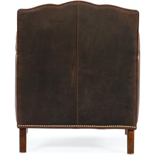 Bradington Young Griffin Stationary Chair 8-Way Hand Tie 439-25