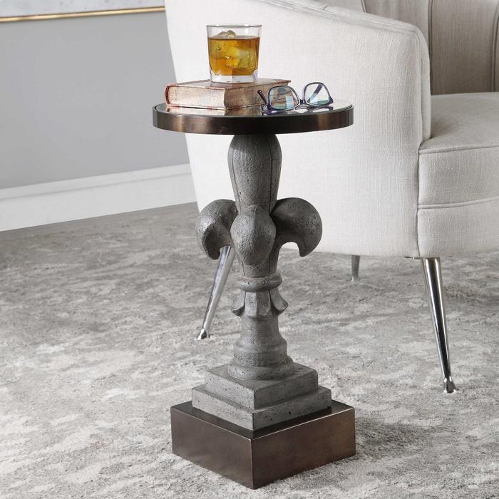 Uttermost - Francois Drink Table