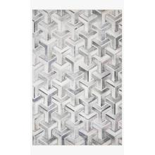 MAD-05 Silver / Ivory Rug