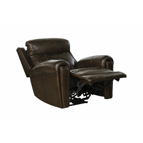 Malibu Tone-Chocolate Recliner