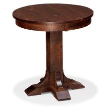 View Product - Montauk Round End Table