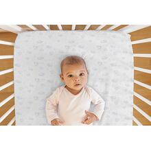 View Product - PerfectSleeper Deluxe Crib Mattress Pad - 100% Waterproof, Quilted Top, Fitted Protective Crib Mattress Pad - No Color (NO)