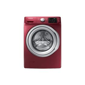 4.5 cu. ft. Front Load Washer with Vibration Reduction Technology in Merlot