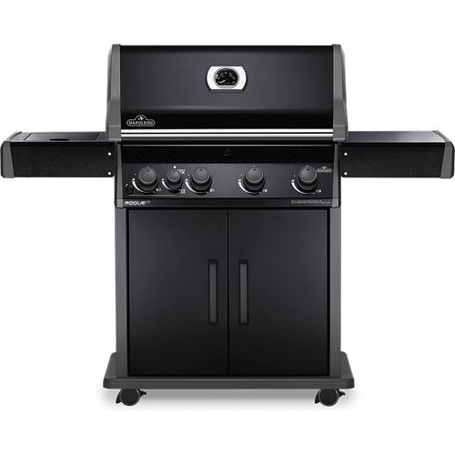 Rogue XT 525 SIB with Infrared Side Burner , Black , Propane