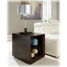 View Product - Rectangular Lift Cocktail Table and Two End Tables