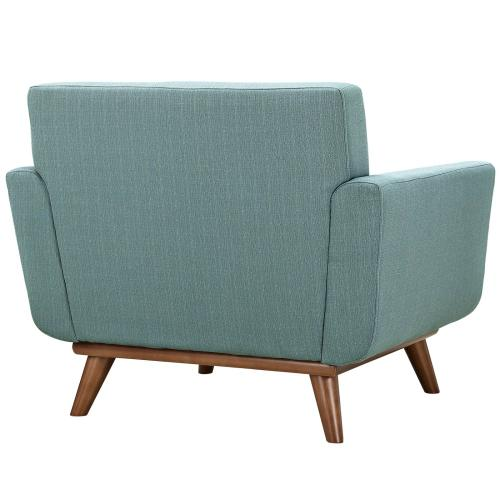 Modway - Engage Armchair Wood Set of 2 in Laguna