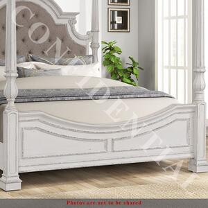 Liberty Furniture Industries - King Poster Footboard