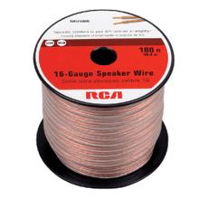 View Product - 100 Foot 16 Gauge Speaker Wire