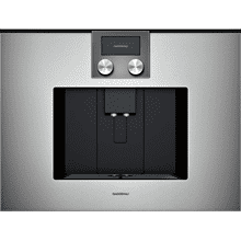 200 Series Fully Automatic Coffee Machine Metallic