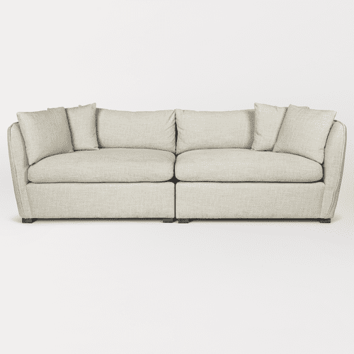 Declan Modular Sectional - Right Side SOFA