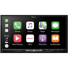 "7"" Flagship Double-DIN In-Dash Wireless NEX Navigation DVD Receiver with Motorized Display, Wireless Apple CarPlay , Android Auto Wireless, Bluetooth®, HD Radio & SiriusXM® Ready"