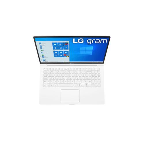 LG - LG gram 15.6'' Ultra Slim-Slim Laptop with Intel 10th gen i5 Processor