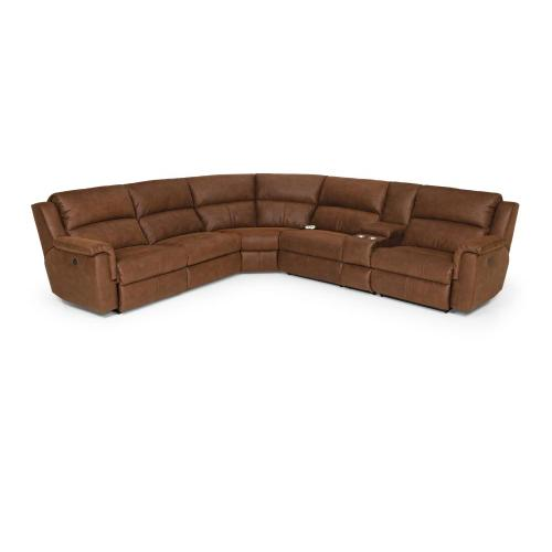 846 Reclining Sectional