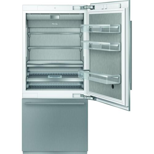 Built-in Two Door Bottom Freezer 36'' Masterpiece® T36BB915SS